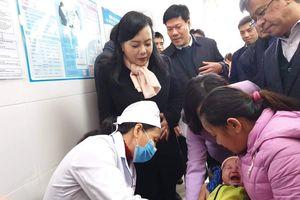 Công điện của Bộ Y tế về công tác tiêm chủng an toàn và hiệu quả