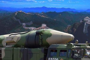 TQ hé lộ Vạn Lý Trường Thành bằng thép chặn vũ khí siêu thanh