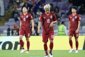 Tuyển Thái Lan gặp Trung Quốc hoặc Hàn Quốc ở vòng 1/8 Asian Cup