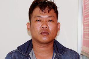 Bắt gã từ Sóc Trăng ra Nha Trang trộm tiền công đức
