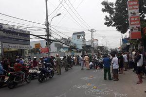 2 thanh niên bị xe chở rác cán tử vong ở Sài Gòn