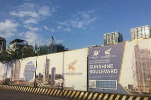 Hà Nội: Kỳ lạ 'vẽ' nhà đất của dân vào dự án Sunshine Boulevard
