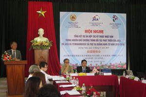 'Chương trình đối tác phát triển NGO-JICA' tại Quảng Nam : JICA hỗ trợ Quảng Nam triển khai nhiều dự án phát triển bền vững