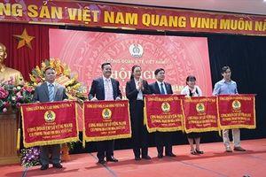 Công đoàn Y tế Việt Nam: 5 đơn vị nhận cờ thi đua của Tổng LĐLĐVN