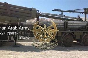 Vũ khí khủng khiếp của SAA sắp dội xuống đầu phiến quân