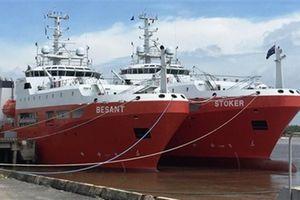 Việt Nam xuất khẩu tàu cứu hộ ngầm cho Australia