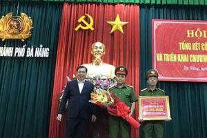 Chủ tịch Đà Nẵng thưởng 'nóng' vụ phá án dùng súng, mìn cướp tiền