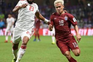 'Messi Thái Lan' gửi lời nhắn đặc biệt tới ĐT Việt Nam