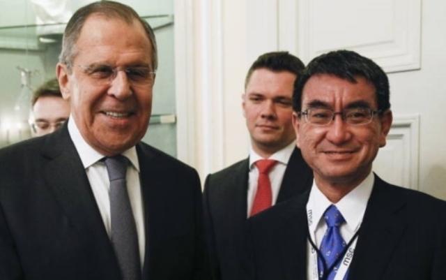 Ngoại trưởng Nga – Nhật Bản hội đàm thúc đẩy tiến trình ký Hiệp ước hòa bình