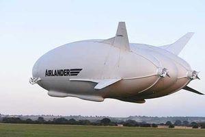 Tiếp tục sản xuất máy bay khinh khí khổng lồ