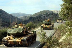 Quân đội Syria giăng lưới ở Manbij, chờ bắt sống Thổ Nhĩ Kỳ?