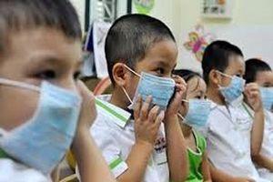 Thái Bình cảnh báo dịch cúm trong trường học