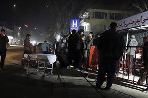 Taliban nhận trách nhiệm vụ đánh bom tại Afghanistan khiến hơn 100 người thương vong