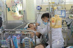 TP. Hồ Chí Minh: Số ca mắc sởi nhập viện tăng đột biến