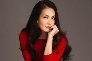 Á hậu Chung Vũ Thanh Uyên vẫn quyến rũ sau 24 năm đăng quang