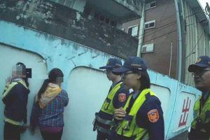 11 người Việt làm việc trái phép bị bắt tại Đài Loan