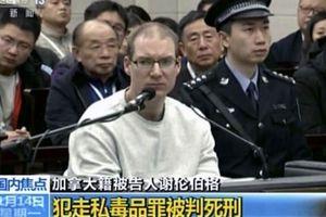 Canada – Trung Quốc leo thang căng thẳng vì vụ tử hình người Canada
