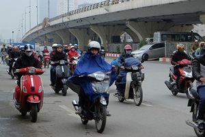 Gió mùa kéo mưa tràn về, Hà Nội rét 11 độ C, vùng núi cao 5 độ C