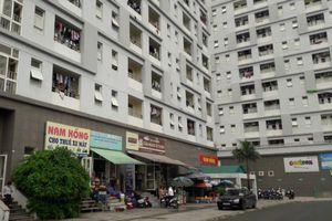 Tin mới vụ giành giật mặt bằng kinh doanh tại KTX hiện đại nhất Hà Nội