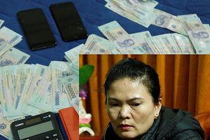 Bắt giữ 8 đối tượng trong đường dây lô đề ở Hà Tĩnh