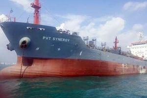 PVTrans Oil đón nhận tàu PVT Synergy