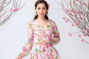 Yan My, Xuân Quỳnh diện trang phục tươi trẻ đón xuân