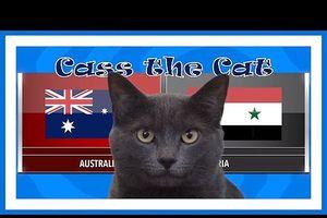 Mèo Cass dự đoán ASIAN CUP 2019: Kết quả trận Australia vs Syria?