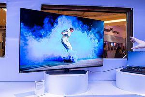 Alienware giới thiệu màn hình OLED 55 inch, 4K, 120Hz cho game thủ