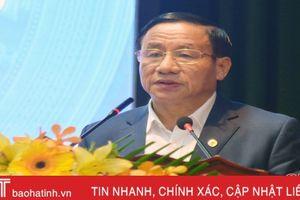 Đấu tranh đẩy lùi, tiến tới chấm dứt tội phạm 'xã hội đen' ở Hà Tĩnh