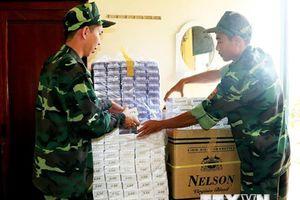 An Giang: Phát hiện 2 vụ vận chuyển hàng lậu ở khu vực biên giới