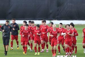 Asian Cup: Thủ tướng gửi thư động viên Đội tuyển trước trận gặp Yemen