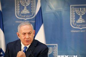 Thủ tướng Israel tuyên bố tiếp tục tấn công binh sỹ Iran tại Syria