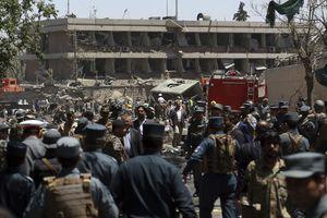 94 người thương vong trong vụ đánh bom xe ở Kabul, Afghanistan