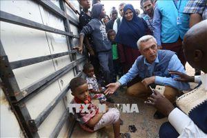 Liên hợp quốc cam kết hợp tác với Ai Cập và các nước Arab giải quyết dòng người tị nạn