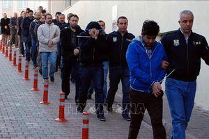 Thổ Nhĩ Kỳ ra lệnh bắt giữ 192 người bị tình nghi có liên quan tới giáo sĩ Gulen