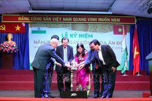 Quan hệ Việt Nam - Ấn Độ đã có những bước phát triển tích cực