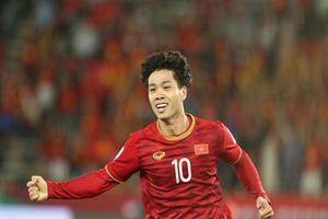 Asian Cup 2019: 'Thần tài' Công Phượng sẽ là người 'giải cứu' ĐT Việt Nam?