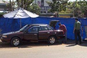 Điều tra nghi án cán bộ Chi cục Kiểm lâm bị cài mìn trên ô tô riêng