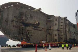 Các nạn nhân sống sót trong vụ chìm phà Sewol được bồi thường