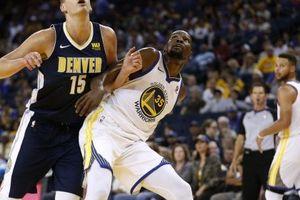 Golden State Warriors vs. Denver Nuggets: Cuộc chiến ngôi đầu