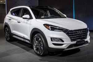 Cận cảnh Hyundai Tucson bản nâng cấp 2019 sắp ra mắt tại Việt Nam