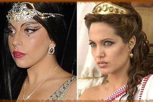 Lady Gaga và Angelina Jolie cạnh tranh cho vai nữ hoàng Ai Cập trên màn ảnh