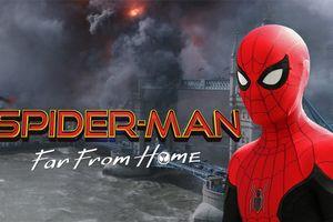 Nghẹt thở với loạt kẻ thù tấn công Người Nhện cùng Mysterio trong trailer 'Spider-man: Far From Home'