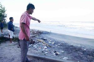 Thừa Thiên Huế: Bờ biển Vinh Hải sạt lở nặng, tỉnh yêu cầu xử lý khẩn trương