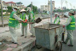 Hà Nội bảo đảm vệ sinh môi trường dịp Tết Nguyên đán