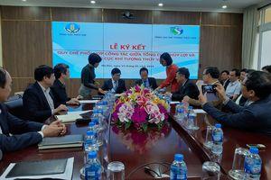 Tổng cục KTTV và Tổng cục Thủy lợi hợp tác để phục vụ cho sản xuất nông nghiệp, dân sinh