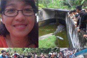 Cá sấu nhảy lên tường 2,5m, vồ chết nhà khoa học ở Indonesia