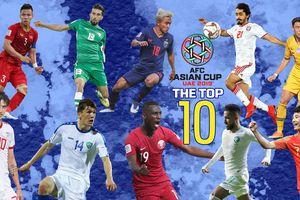 Sau lượt trận thứ 2 Asian Cup, Quế Ngọc Hải lọt top 10 cầu thủ nổi bật