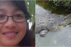 Đang cho cá sấu ăn, nhà khoa học nữ bị chính con vật nuốt sống