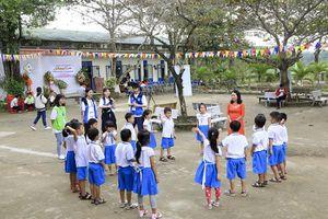 Doosan Vina khởi động chương trình từ thiện giáo dục thường niên 2019
